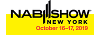 2019 NAB Show New York logo